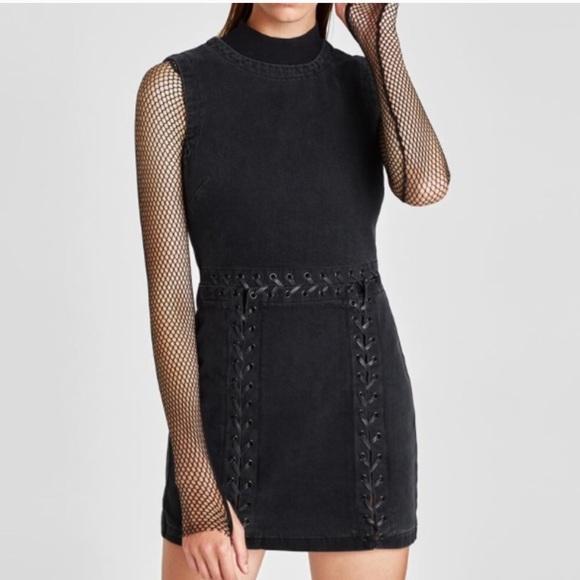 Black Jean Dresses